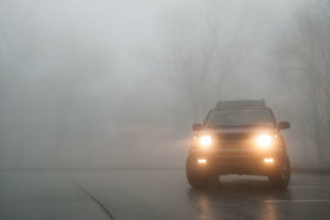 Why Yellow Light Is Used in Fog